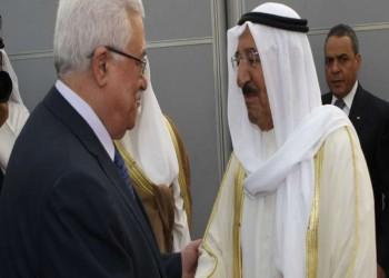 «الصباح» يبحث مع «عباس» في الكويت دعم العلاقات الثنائية