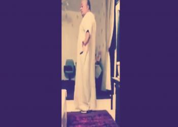 شاهد.. رد فعل مصرية بالكويت تركها زوجها وهرب من الزلزال