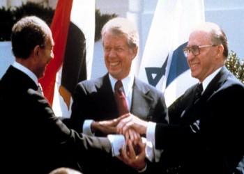 إسرائيل تحتفل وحدها بذكرى زيارة «السادات» للقدس !