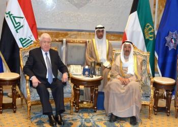 «الصباح» يبحث مع الرئيس العراقي سبل تعزيز العلاقات الثنائية