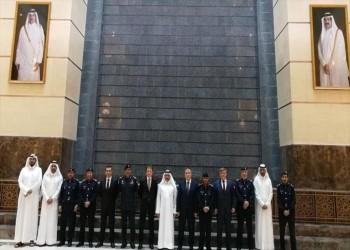 قطر وتركيا تبحثان بالدوحة التعاون بمجال الأمن ومكافحة الإرهاب