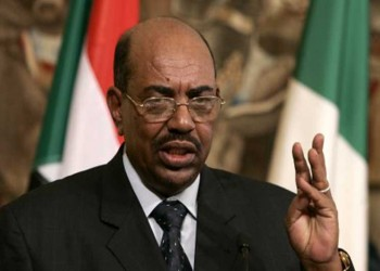 «البشير» ينفي طلب واشنطن حظر الحركة الإسلامية في السودان