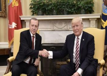 «ترامب» يبلغ «أردوغان» بتعديل واشنطن دعمها العسكري لشركائها بسوريا