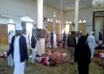 الجيش المصري يعلن قتل عدد من مهاجمي مسجد سيناء