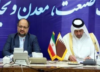 وزير إيراني: قطر اقترحت رفع حجم التبادل التجاري 5 أضعاف