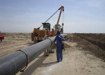 العراق ينشئ أنبوبا جديدا للصادرات النفطية من كركوك لتركيا