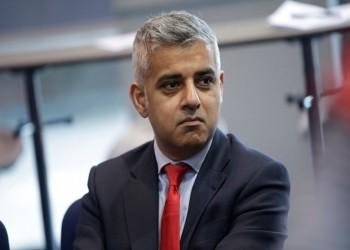 عمدة لندن مطالبا بإلغاء زيارة «ترامب» لبريطانيا: خائن للعلاقات