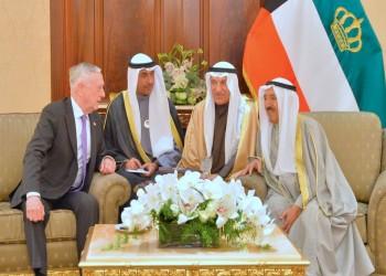 «الصباح» يلتقي وزير الدفاع الأمريكي قبيل انعقاد القمة الخليجية