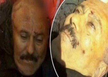 مسؤول يمني يكشف رواية أخرى لمقتل «صالح»: اغتالوه بمنزله