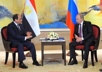 «بوتين» يزور مصر الإثنين المقبل لتدشين «الضبعة» النووي