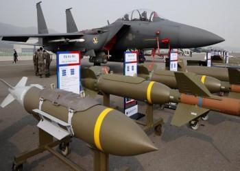 مبيعات الأسلحة عالميا تصعد إلى 375 مليار دولار بـ2016