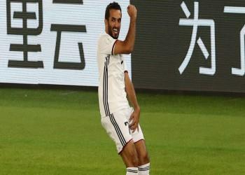 «علي مبخوت» يوجه رسالة إلى «رونالدو» قبل مباراة الجزيرة وريال مدريد