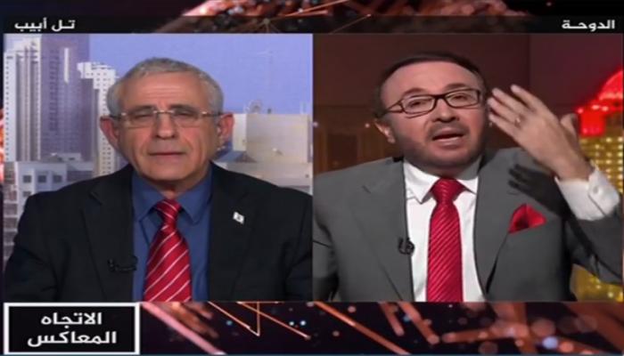 «لا للتطبيع مع الصهاينة».. غضب لاستضافة «الجزيرة» ضيف إسرائيلي