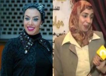 عائلة «السيسي» متهمة بـ«الفساد» بسبب فستان شقيقته المرصع باللؤلؤ