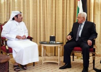 «عباس» ووزير خارجية قطر يبحثان في الدوحة تداعيات قرار «ترامب»