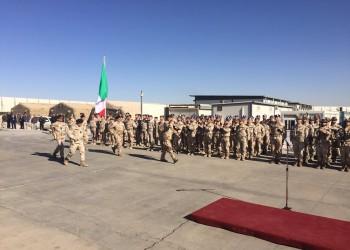 إيطاليا تخفض قواتها بالعراق إلى النصف