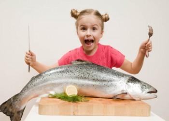 تناول الأسماك مرة واحدة أسبوعيا يزيد من ذكاء الأطفال