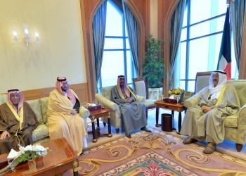 «الصباح» يستقبل المستشار الملكي السعودي الأمير «تركي بن محمد»