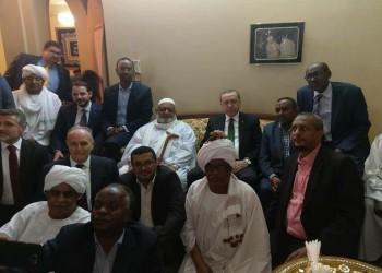 «أردوغان» يزور صديقا قديما له بالسودان.. من هو؟