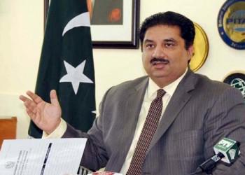 باكستان تعلق تعاونها العسكري والاستخباراتي مع الولايات المتحدة