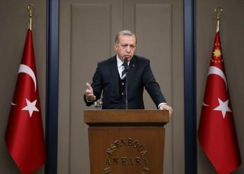 «أردوغان»: الذين يريدون إنشاء دولة بشمال سوريا سيرون منا ما يلزم