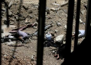 انتشال 2585 جثة من تحت أنقاض حرب الموصل