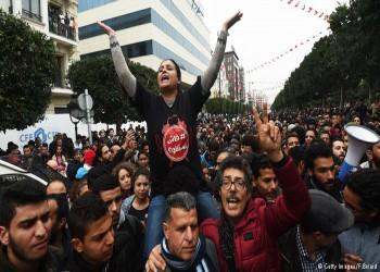 صندوق النقد سيء السمعة واحتجاجات العرب