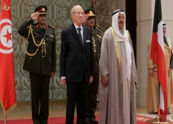اتفاق كويتي تونسي لتشكيل لجنة تعزيز التعاون العسكري