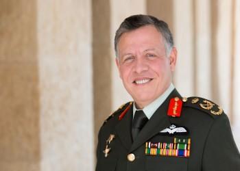 عاهل الأردن يلتقي وزيرة دفاع ألمانيا لبحث التعاون العسكري