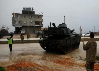 تركيا تطلع سفراء 6 دول عربية على تطورات عملية عفرين