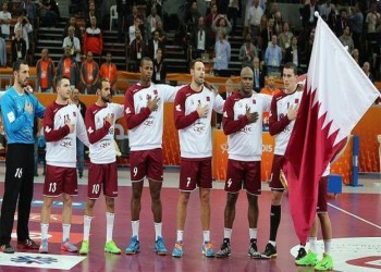 للمرة الثالثة على التوالي.. قطر والبحرين في نهائي كأس آسيا لكرة اليد