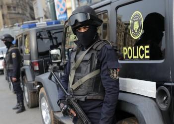 القبض على 3 مصريين متهمين باغتيال ضابط شرطة