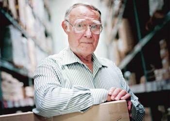 وفاة مؤسس «إيكيا» السويدية العملاقة عن 91 عامًا