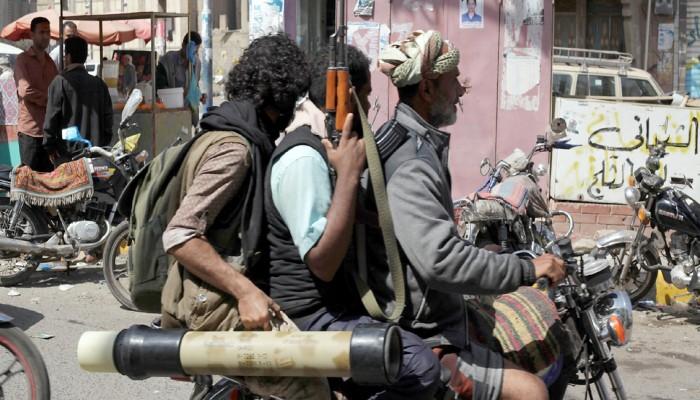 تحالف السعودية يدعو لوقف فوري للاشتباكات في عدن