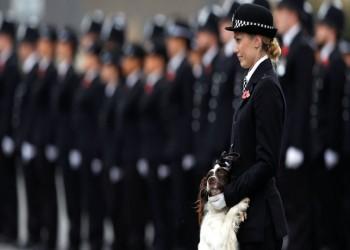 تخصيص «غرف بكاء» لشرطيات بريطانيا