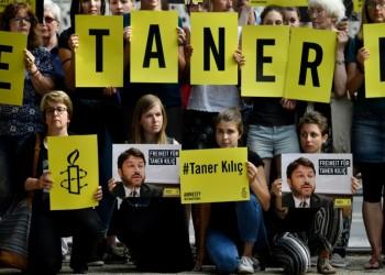 إفراج مشروط عن مدير منظمة العفو الدولية في تركيا