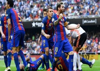 مباريات الخميس.. برشلونة وفالنسيا في نصف نهائي «كأس الملك»
