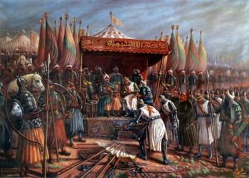 حملات تدنيس التاريخ العربي