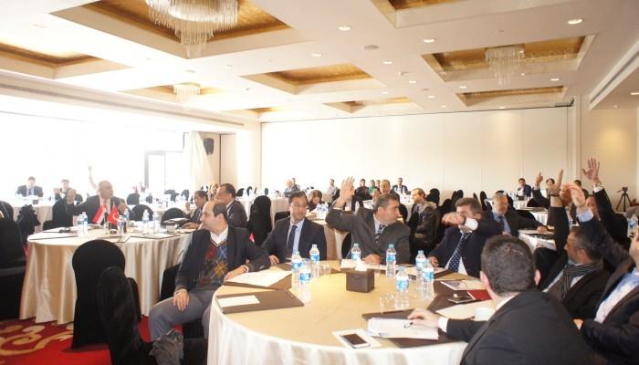 مشكلات رجال الأعمال الأتراك على مائدة وزير الصناعة المصري