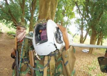 «الشباب» الصومالية تعلن استيلاءها على حطام طائرة استطلاع أمريكية