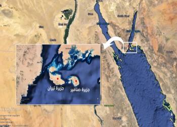 بعد تنازل «السيسي» عنها.. قوات سعودية تسيطر على «تيران»