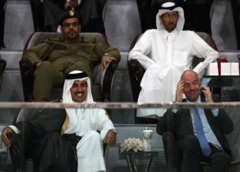رئيس «فيفا» يؤكد أن مونديال 2022 سيقام في قطر