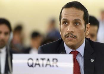 قطر: خلافات المنطقة لن يتم حلها في أرض المعركة