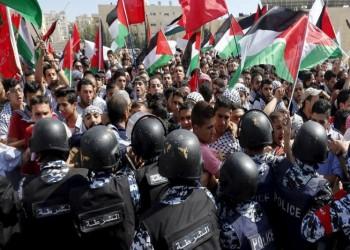 حريق بمؤسسة عسكرية أردنية.. ومظاهرات رافضة لسياسة الحكومة الاقتصادية