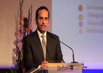 وزير الخارجية القطري: السعوديون مرحب بهم في الدوحة