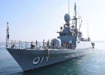 «نسيم البحر11».. أول مناورات سعودية باكستانية بمياه المملكة (صور)