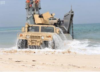 السعودية وباكستان تواصلان مناورات «درع الساحل» بمياه الخليج العربي