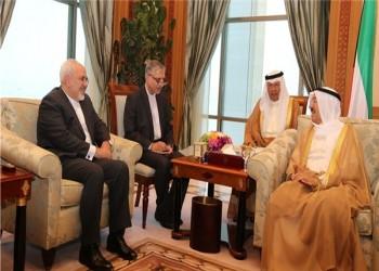 أمير الكويت يؤكد أهمية دور إيران في محاربة الإرهاب