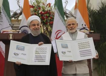 إيران والهند توقعان 15 وثيقة للتعاون المشترك