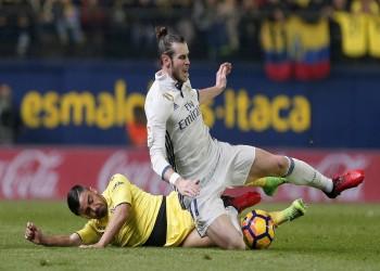 صحيفة «آس»: «بيل» قرر الرحيل عن ريال مدريد بسبب «زيدان»